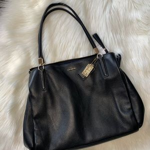 COACH Madison Cafe Carryall leather  Bag